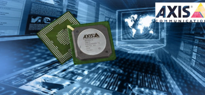 Axis Communications crea chip con multiprocesador dual core
