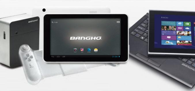 Bangho ofrece opciones de regalos tecnologicos para estas fiestas