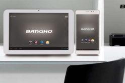 Bangho presenta su nueva linea de tablets de 7