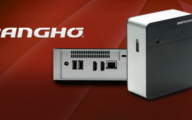 Bangho presenta su innovadora Mini PC Cubic