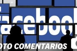 Facebook lanza los Foto comentarios para usar imagenes en lugar de palabras