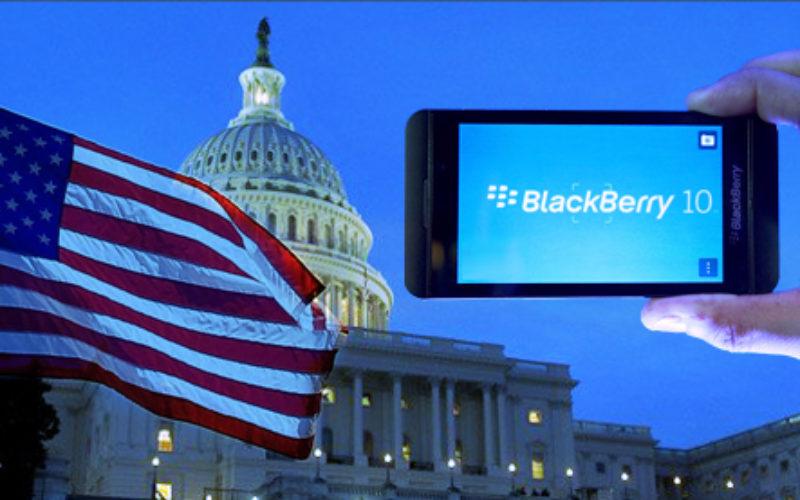 Los smartphones BlackBerry 10 son aprobados para su uso en el Departamento de Defensa de EE.UU