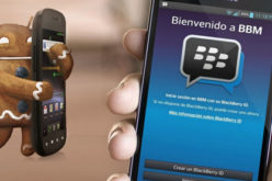 BlackBerry Messenger llegara a Android Gingerbread