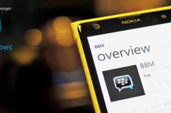 Llega la beta de BlackBerry Messenger para Windows Phone