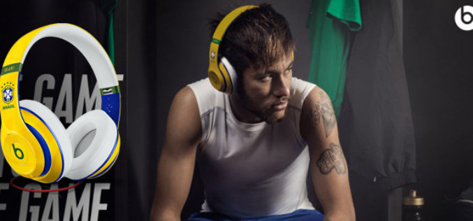 Beats uses World Cup craze to promote early access to tracks