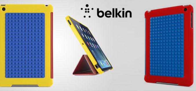 Belkin presenta la nueva LEGO Builder para iPad Mini