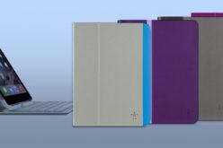Belkin presenta su linea de Teclados y Fundas para iPad Air 2 y para iPad mini 3