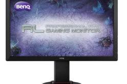 El nuevo RL2450HT de BenQ mejora la visualizacion y flexibilidad para los gamers profesionales