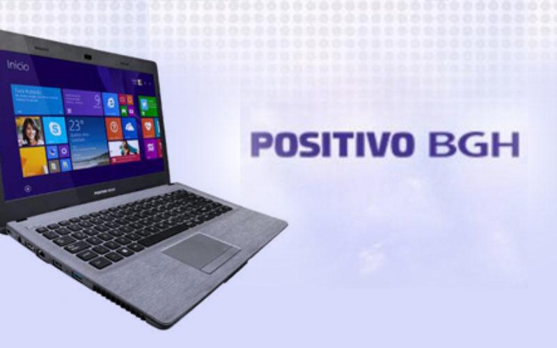 Positivo BGH lanza la nueva Notebook Z101
