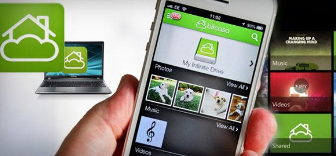 Bitcasa partners with Samsung