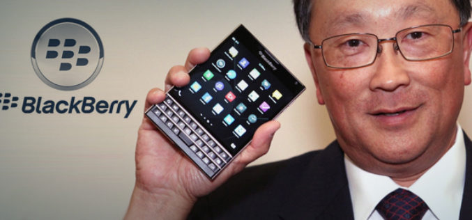 Todo sobre el BlackBerry Passport