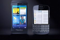BlackBerry presento dos smartphones, el Z10 y Q10