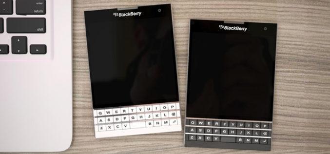 BlackBerry presenta Passport