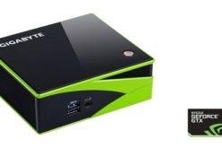 GIGABYTE lanza BRIX Gaming DIY PC Kit