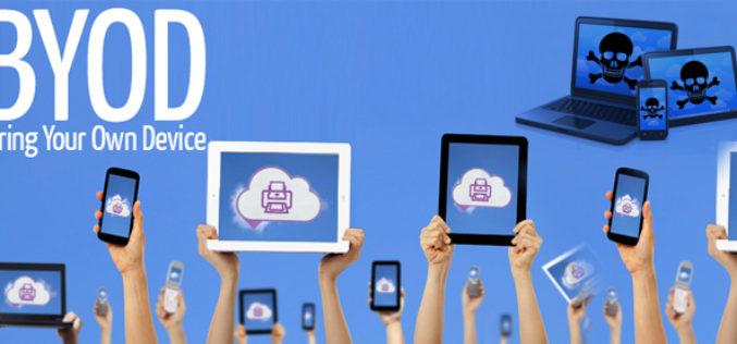 BYOD, amenaza en cuanto a seguridad empresarial