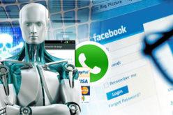Campana con pruebas de engano en WhatsApp y Facebook roba credenciales de bancos