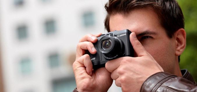 Canon exhibe la PowerShot G16 en Latinoamerica