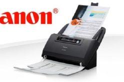 Canon presenta su nuevo modelo de escaner para oficinas