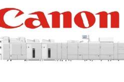 Canon presenta nuevos modelos a su linea de impresoras imagePRESS