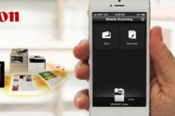 Canon lanza una aplicacion para dispositivos moviles