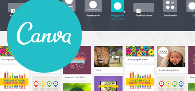 Canva launches a graphic design platform anyone can use