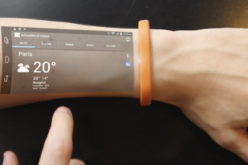 Tech Bit convierte tu brazo en pantalla