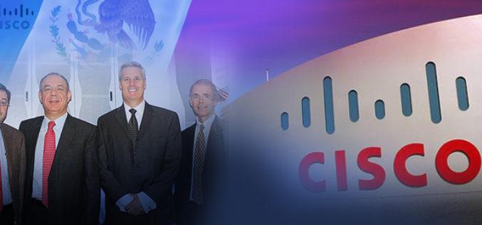 Cisco abrira en Mexico nuevo centro de soporte
