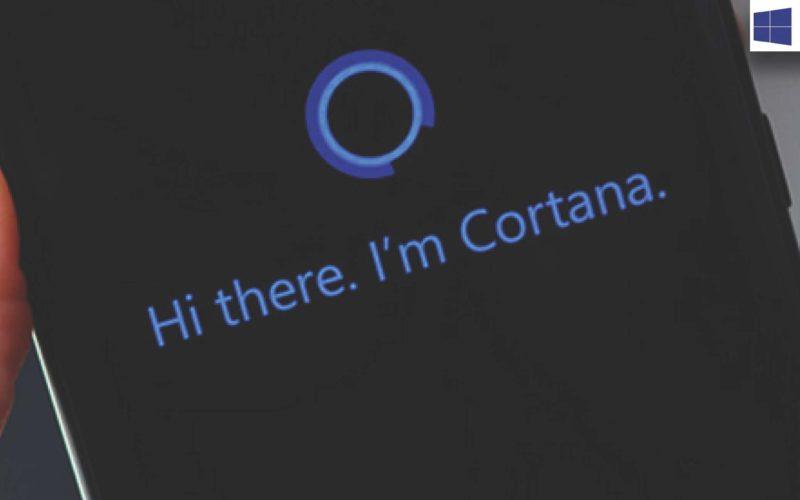 Microsoft presenta su version de Siri : Cortana