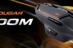Cougar lanza su Mouse Gaming 600M