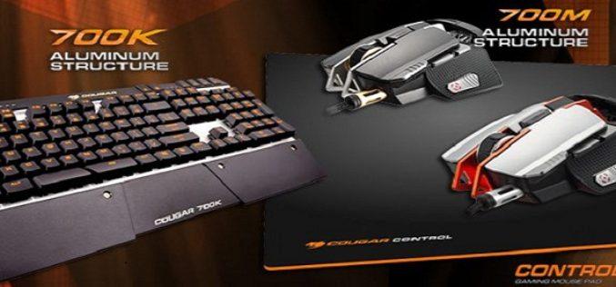 COUGAR lanza teclado inteligente
