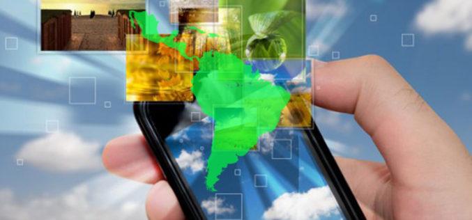 America Latina lider en venta de smartphones 2014