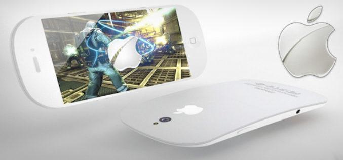 Apple patenta un diseno de pantalla tactil curvada