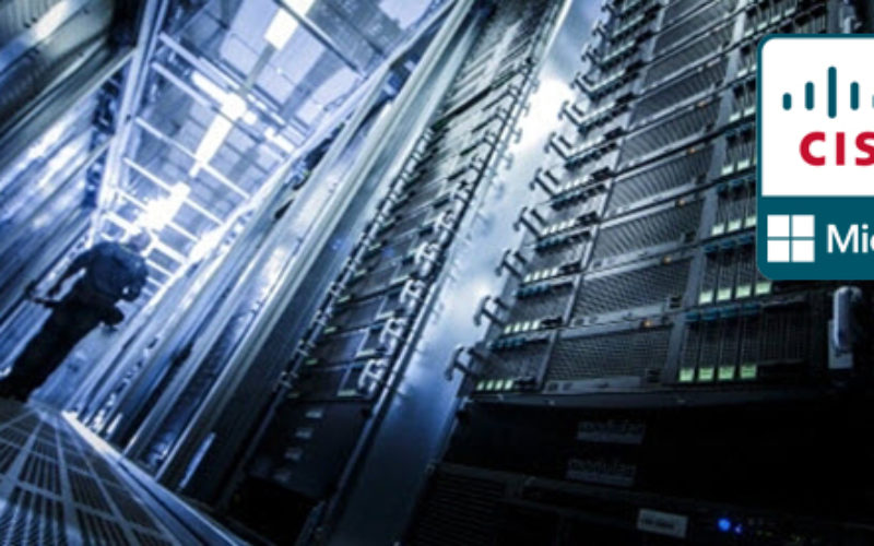 Cisco y Microsoft anunciaron alianza para revolucionar el Data Center