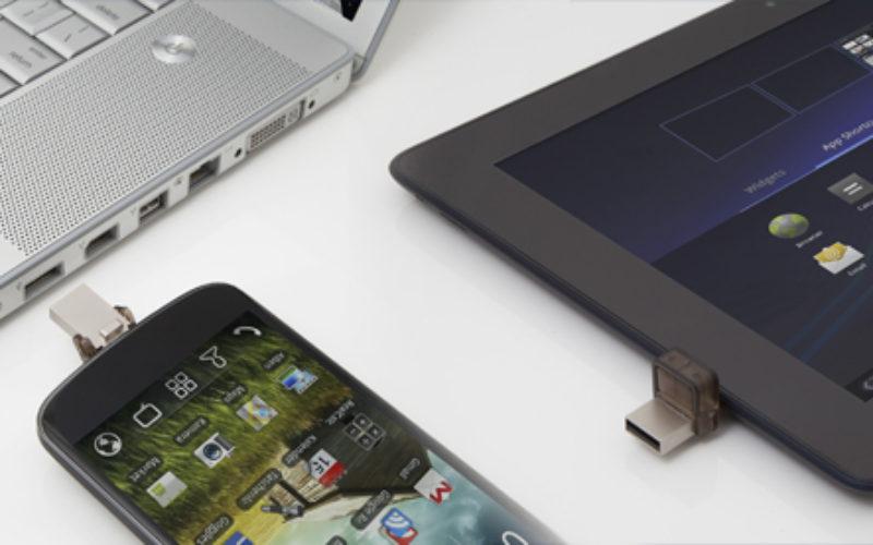 Kingston lanza USB de Interfaz Dual