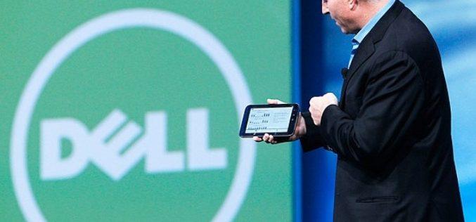 Dell siente el impacto de las tablets