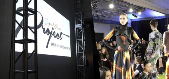 Epson introduce tecnologia en el New York Fashion Week
