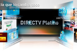 DIRECTV cambia la forma de ver television con Platino