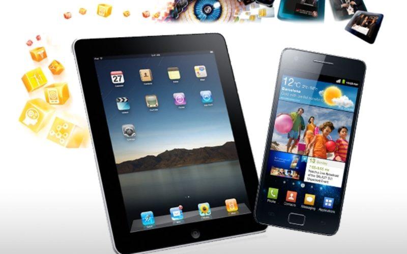 Las 5 empresas que mas dispositivos moviles venden