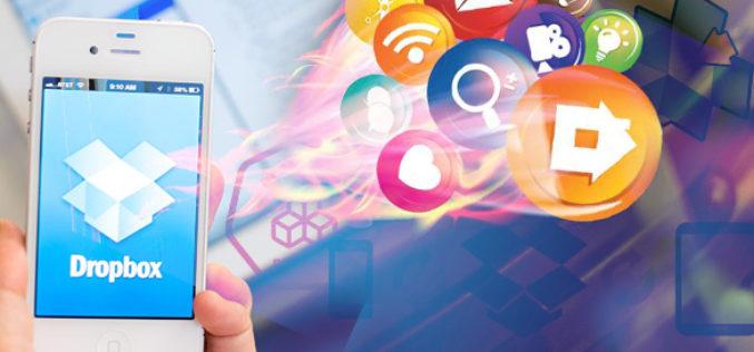 Dropbox presenta su servicio de sincronizacion de datos para apps de terceros