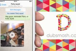 Dubsmash causa sensacion en Argentina