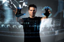"Google patenta los guantes de ""Minority Report"""