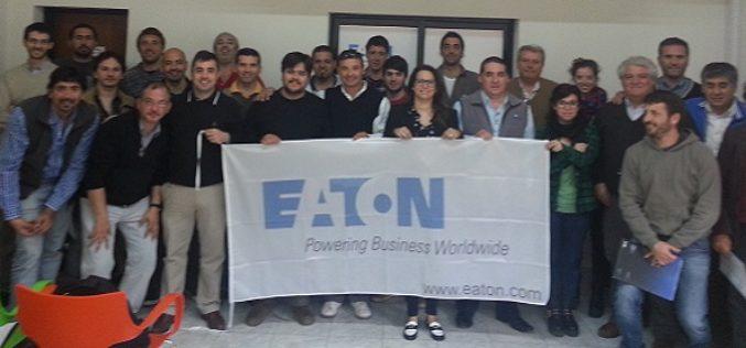 Eaton Argentina capacita a sus reselers de valor agregado
