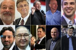 Los 10 empresarios de tecnologia mas ricos del mundo