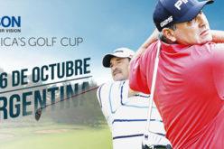 Epson, hincha oficial del golf Argentino