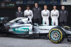 Epson forma alianza con el equipo de formula 1 Mercedes