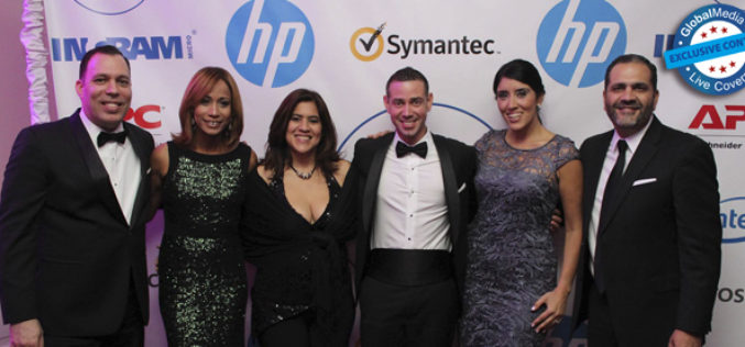 Ingram Micro celebro sus Achievement Awards 2014