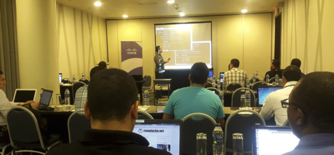 Cisco UCS Mini Bootcamp se lleva a cabo en la Republica Dominicana