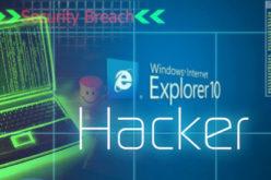 """""""Hackers"""" usan una brecha del Internet Explorer"""