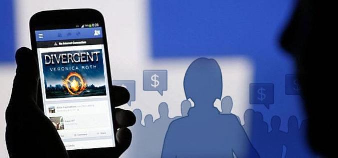 Facebook lanzara avisos publicitarios en perfiles de usuarios