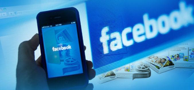 El efecto de publicar fotos en la red social de Facebook